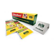 DressBand - feromonový lapač šatních molů - monitoring