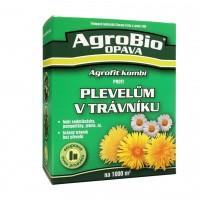 Proti plevelům v trávníku Agrofit kombi New - zdravý trávník