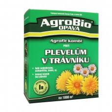 Proti plevelům v trávníku Agrofit kombi New