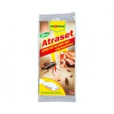 Lepová past ATRASET na šváby, rusy a lezoucí hmyz 1ks