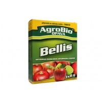 AgroBio Bellis 3x8g proti strupovitosti a padlí