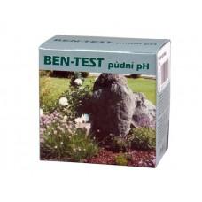 Ben - Test půdní pH