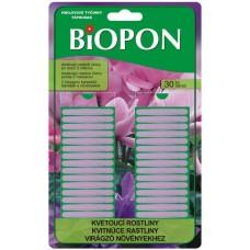 Biopon tyčinky na kvetoucí rostliny 30 ks