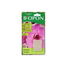 Biopon Orchideje hnojivové tyčinky 10 ks