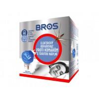 Bros - náhradní tekutá náplň proti komárům 40 ml (60 nocí)