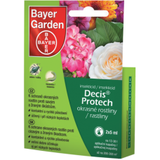 Decis Protech okrasné rostliny - proti savému a žravému hmyzu
