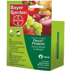 Decis Protech ovoce a zelenina - proti savému a žravému hmyzu