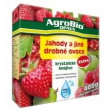 AgroBio Krystalické hnojivo Extra Jahody 0,4 kg