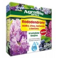Krystalické hnojivo Extra - Rododendrony, azalky, vřesy, hortenzie a borůvky