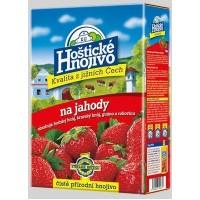 Hoštické hnojivo na jahody