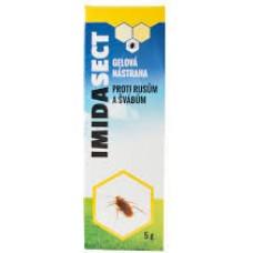 Imidasect - gelová nástraha proti rusům a švábům 5g