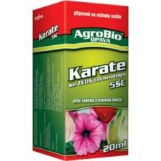 Karate ZEON - k hubení savého a žravého hmyzu a housenek