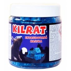 KILRAT - extrudovaná kostka na hubení hlodavců 300 g