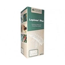 Lepinox Plus 3x10g - biologický přípravek proti žravým škůdcům - housenkám