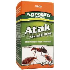 Atak - MikroCif 10 MC - proti lezoucímu hmyzu