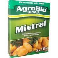 PROTI plevelu v bramborách MISTRAL náhrada za Sencor