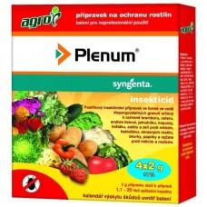 PLENUM 4x2g - postřik proti mšicím a molicím