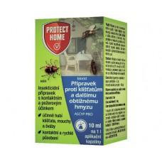 Insekticid PROTECT HOME proti klíšťatům 10ml