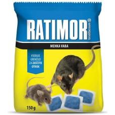 Ratimor měkká nástraha - samoobslužné sáčky - rodenticid