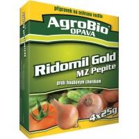 Agro CS RIDOMIL GOLD MZ PEPITE 4x25 g