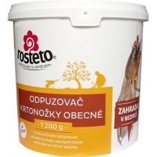 Přírodní odpuzovač krtonožky Rosteto 1,2 kg - prášek