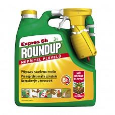 Roundup Expres 6h - 3l rozprašovač proti plevelu