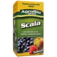 Scala - proti plísni šedé na révě, jahodníku, strupovitost