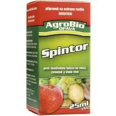 SpinTor - proti červivosti  jabloní, proti mandelince atd.