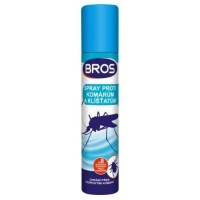 Bros spray proti komárům a klíšťatům 90 ml