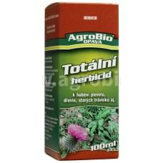 Agrobio Totální herbicid k hubení jednoletých a víceletých plevelů