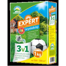 FORESTINA Trávníkové hnojivo Expert 3v1 1kg