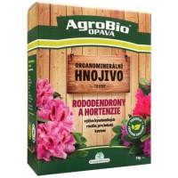 TRUMF rododendrony, hortenzie, azalky, borůvky atd.