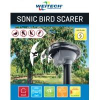 WK0025 WEITECH Akustický odpuzovač ptáků