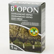 Zahradnické vápno BOPON 1kg