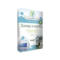 Žumpy a septiky - enzymatický přípravek pro rychlý rozklad